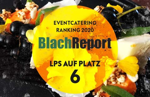 LPS 6th place among the most powerful German event caterers