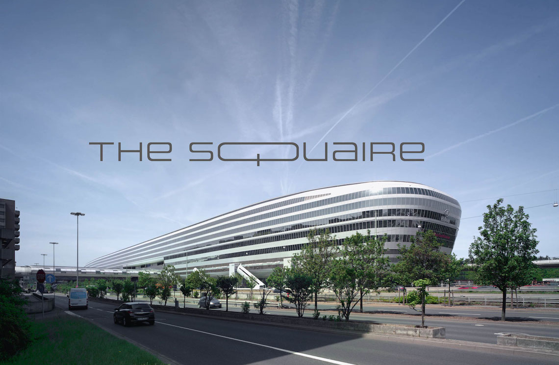 The Squaire, Frankfurt